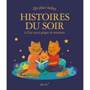 Les plus belles histoires du soir avec papa et maman éditions Fleurus 528567