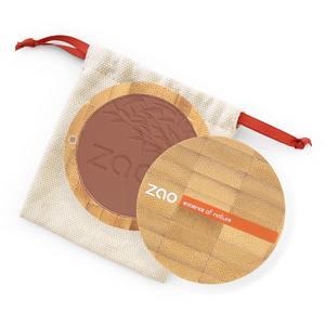 Fard à joues Brun orange 321 Zao - 9 gr 528756