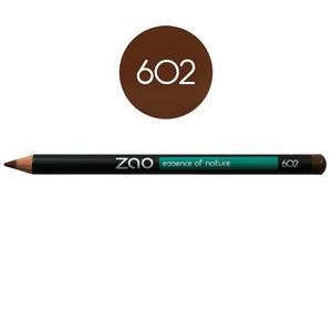 Crayon Brun foncé 602 Zao 528777