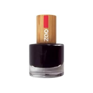 Vernis à ongles Noir 644 Zao - 8 ml 528788