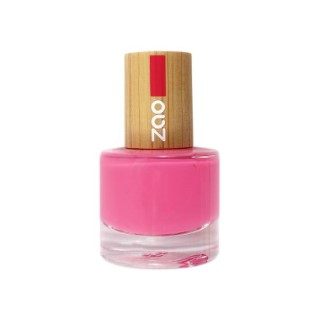Vernis à ongles Rose fuchsia 657 Zao - 8 ml 528800
