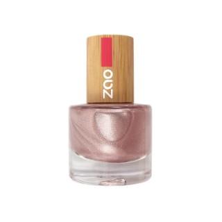 Vernis à ongles Champagne rosé 658 Zao - 8 ml 528801
