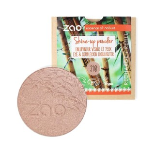 Recharge Shine-up Powder Champagne rosé 310 Zao - 9 gr 528815