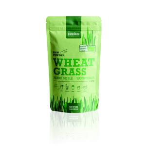 Herbe de blé en poudre - 200 gr 529087