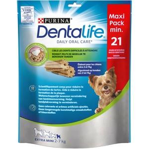 Snack à mâcher Dentalife Extra small pour très petit chien 207 g 529094