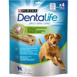 Snack à mâcher Dentalife Large pour grand chien 142 g 529174