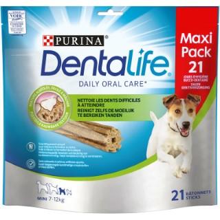 Snack à mâcher Dentalife Small pour petit chien 345 g 529175