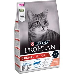Croquettes pour chat senior Cat Original saumon en sac de 3 kg 529176