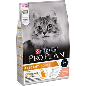 Croquettes pour chat Cat Elegant adult saumon en sac de 3 kg 529178