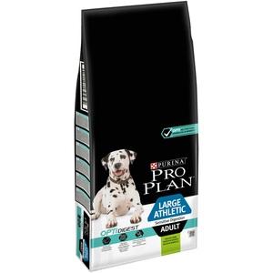 Croquettes pour chien PP Dog Large Adult Athletic Optidigest 14 kg 529184