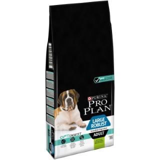 Croquettes pour chien PP Dog Large Adult Robust Optidigest 14 kg 529186