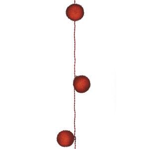 Guirlande 18 boules 3,40 mètres 53015