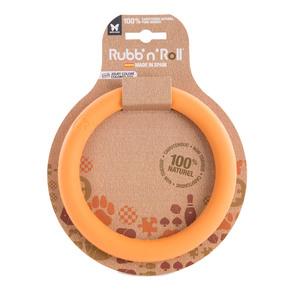 Anneau en caoutchouc Rubb'n'Roll Color orange Ø 14,5 cm 532271