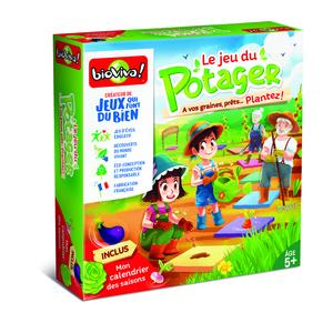 Le jeu du potager 533990