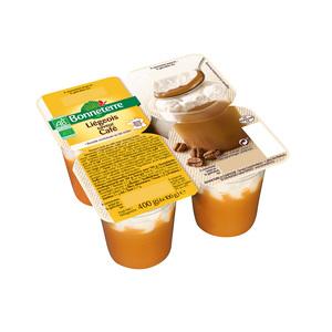 Liégeois saveur café Bonneterre en pot 400 g 534258