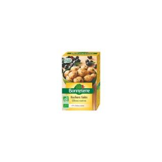 Rochers salés aux olives en boîte de 90 g 534271