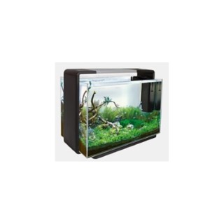Home 110 Aquarium Noir 77,5x36x53 cm 534655