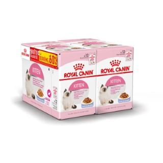 Sachet repas gelée pour chat Royal Canin 12 x 85 g 534976