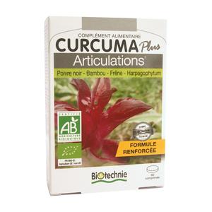 Curcuma Articulations AB 60 comprimés 535046