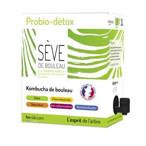 Sève détox probio- gemmo, 1,5 l 535052