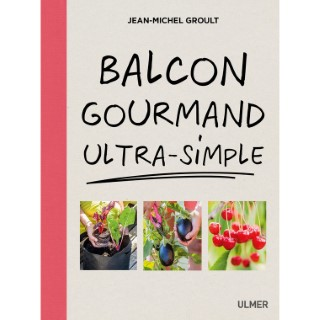 Balcon Gourmand Ultra-Simple 144 pages Éditions Eugen ULMER 535076