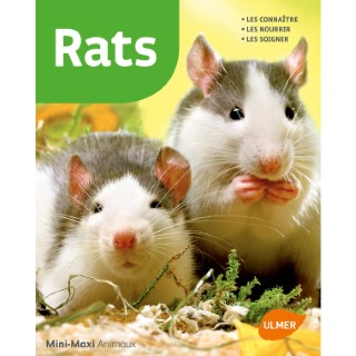 Rats 64pages Éditions Eugen ULMER 535078