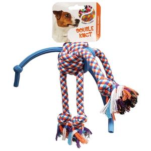 Jouet pour chien atome twist rope - 30 cm 535143