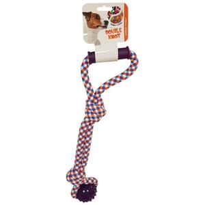 Jouet pour chien lance twist rope - 45 cm 535145
