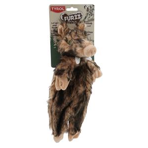 Jouet pour chien sanglier furry skinneeez - 33 cm 535147