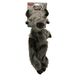 Jouet pour chien buffle furry skinneeez - 50 cm 535154