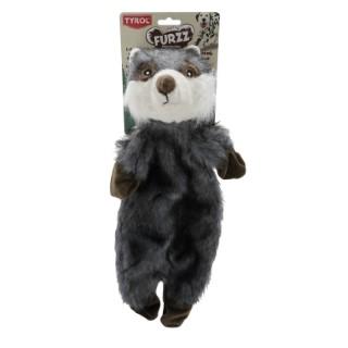 Jouet pour chien racoon furry skinneeez - 50 cm 535155