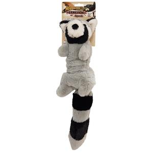 Jouet pour chien racoon stretch et squeak skinneeez - 45 cm 535156