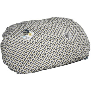 Coussin rond Master Comfort Quilted 110 cm 535386