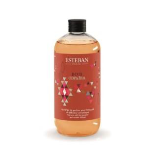 Recharge de parfum au copaïba pour bouquet et diffuseur de 500 ml 535494