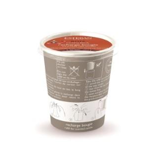 Recharge de bougie parfumée au copaïba 9,5 x 8 cm 535498