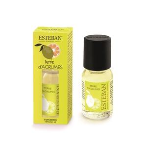 Concentré de parfum terre d'agrumes en flacon de 15 ml 535525