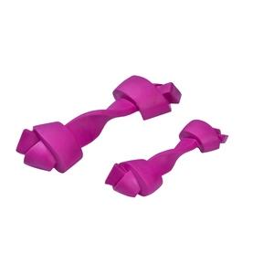 Jouet pour chien en caoutchouc Rope violet taille M 535872
