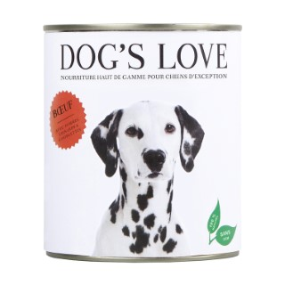 Pâtée naturelle pour chien au bœuf - boite de 800 g 535991