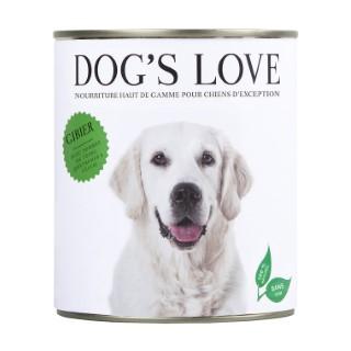 Pâtée naturelle pour chien au gibier - boite de 800 g 535993