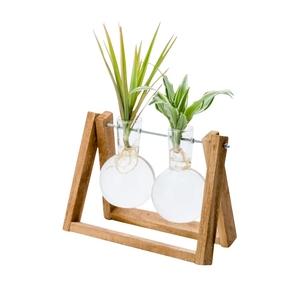 Aquabulle duo pour 2 plantes Ø 23 x h 28 cm 536257