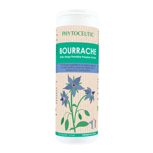 Huile de Bourrache bio Phytoceutic 536289