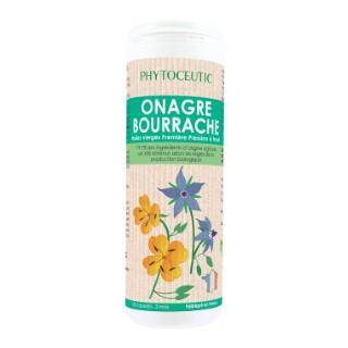 Huile duo onagre / bourrache bio Phytoceutic 536291