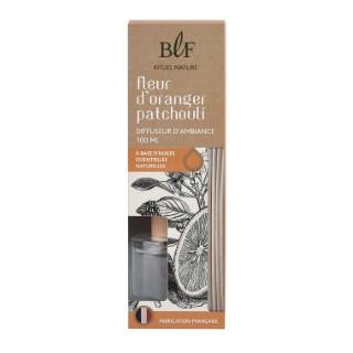 Diffuseur Rituel Nature fleur d'oranger patchouli, 100 ml 536313