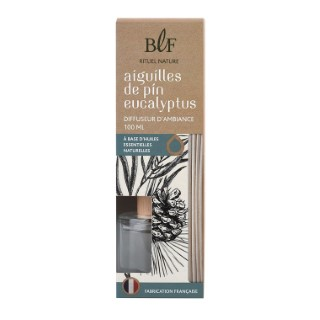 Diffuseur Rituel Nature aiguilles de pin eucalyptus, 100 ml 536317