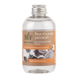 Recharge diffuseur Rituel Nature fleur d'oranger patchouli, 100 ml 536321