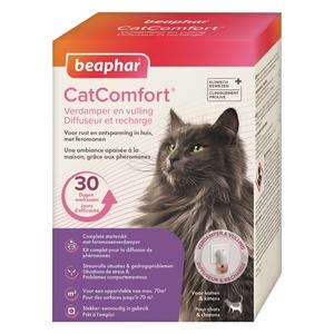 Diffuseur de phéromones + recharge Catcomfort 536459