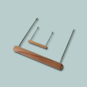 Petite balançoire en bois pour oiseaux 557304