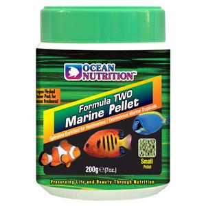 Granulés Formula Two Mini pour poissons - 200g 557995