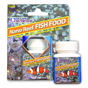 Granulés Nano Reef pour poissons - 15g 560028