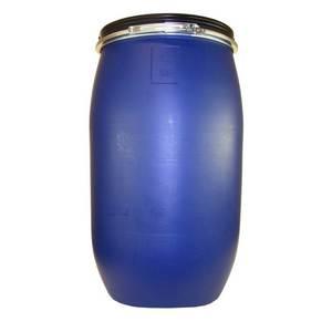 Fût bleu 120 L 560617